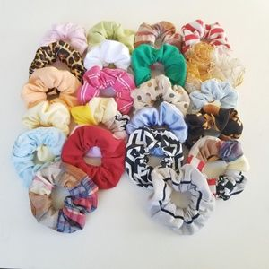 Scrunchies- Mix and Match!